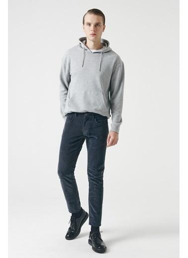 Tween Slim Fit Chino Pantolon Gri